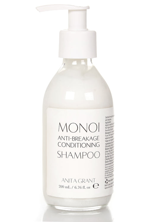 Monoi Anti-Breakage Conditioning Shampoo (Sulphate-free)