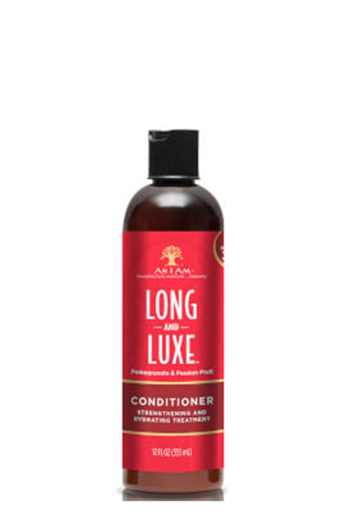 As I Am Long & Luxe Strengthening and Hydrating Conditioner