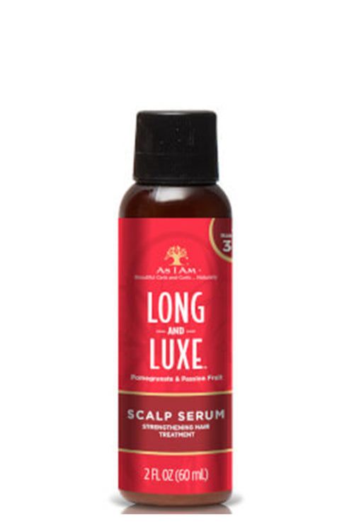 As I Am Long & Luxe Scalp Serum