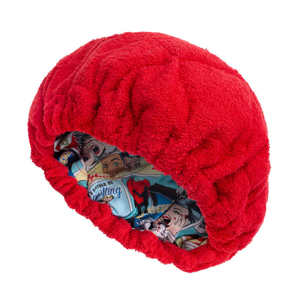 Hot Head Deep Conditioning Heat Cap - Comic