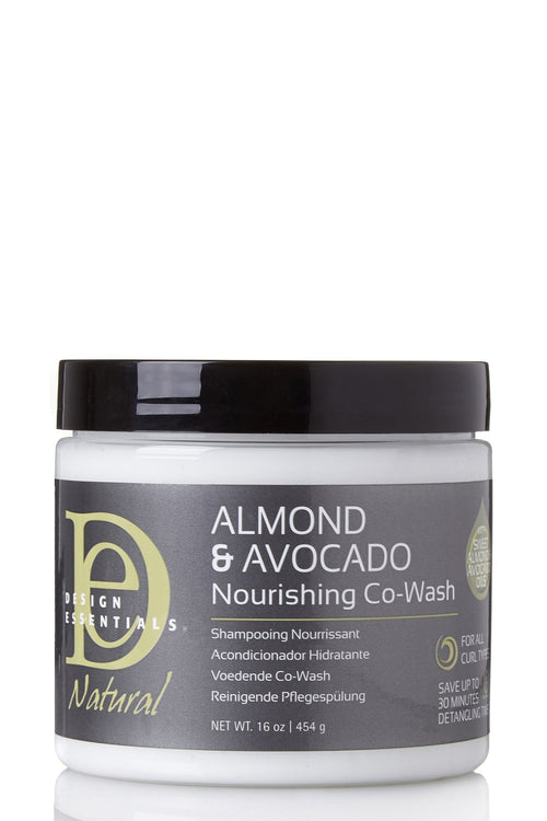 Almond & Avocado Nourishing Co-Wash