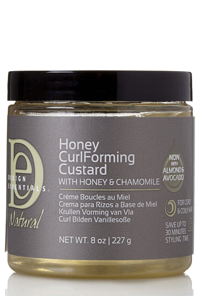 Design Essentials Natural Honey Curl Forming Custard with Honey and Chamomile on AntidoteStreet.com
