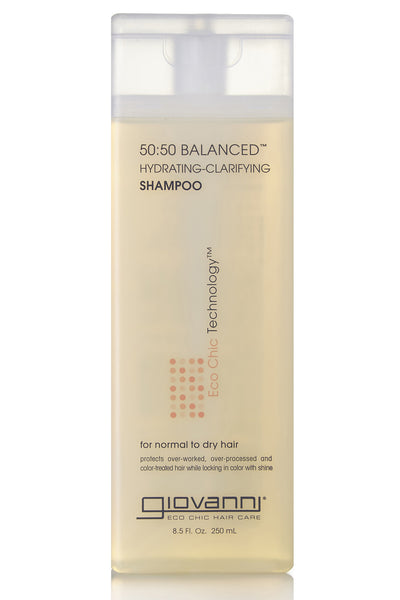 Giovanni 50:50 Balanced Hydrating Clarifying Shampoo on AntidoteStreet.com