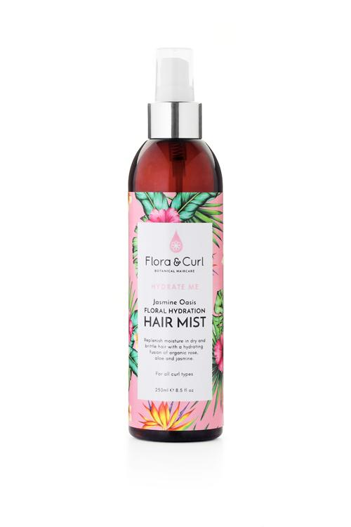 Floral Hydration Hair Mist