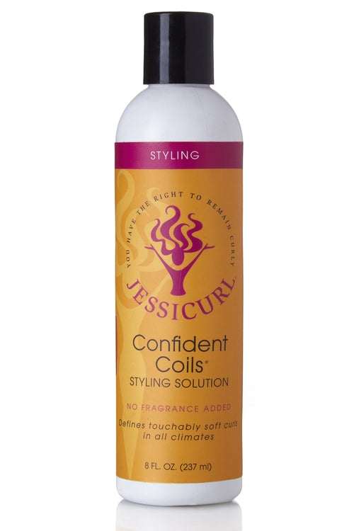 Confident Coil Styling Solution 237ml