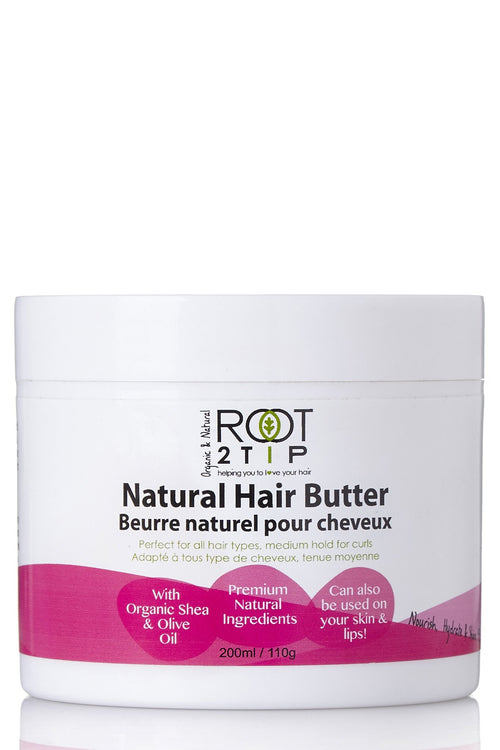 Natural Hair Butter