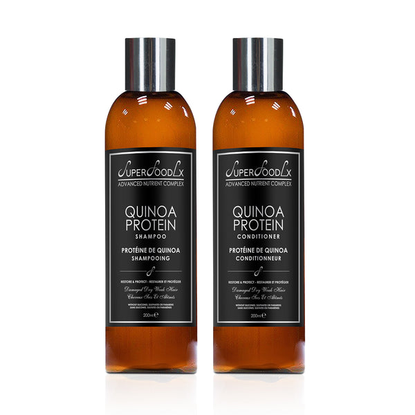 Quinoa Shampoo and Conditioner