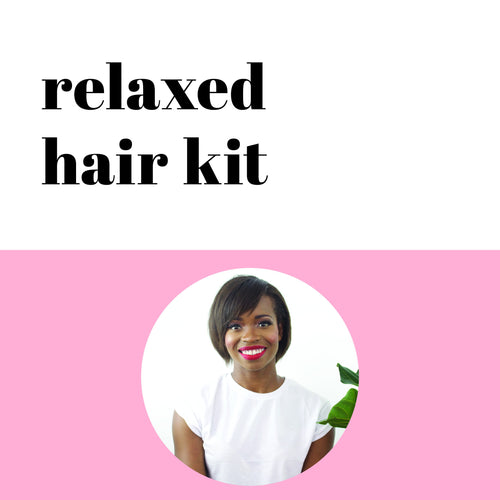 The Relaxed Hair Kit