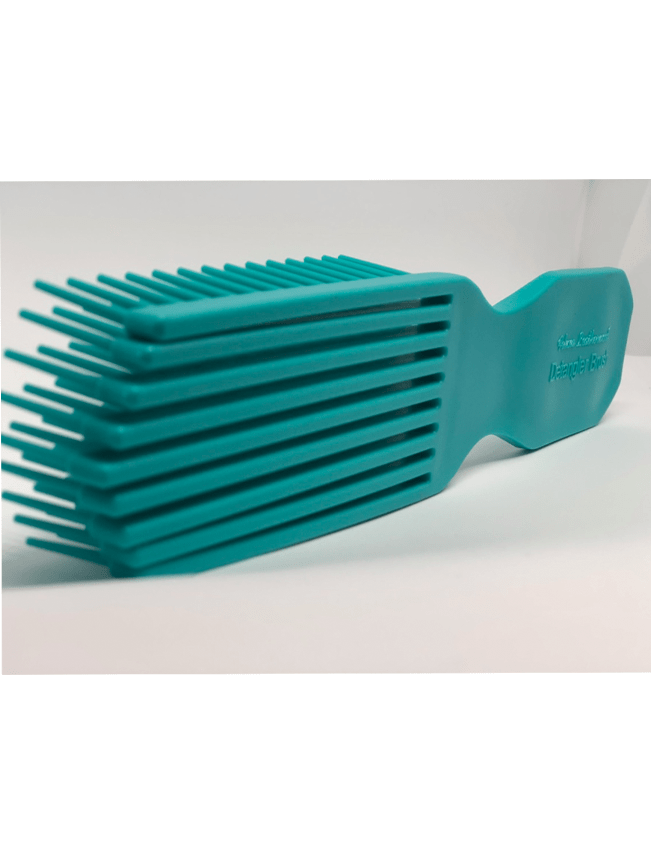 Felicia Leatherwood's Detangler Brush (Teal)