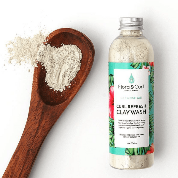 Curl Refresh Clay Wash