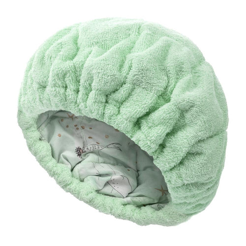 Hot Head Deep Conditioning Heat Cap - Aqua