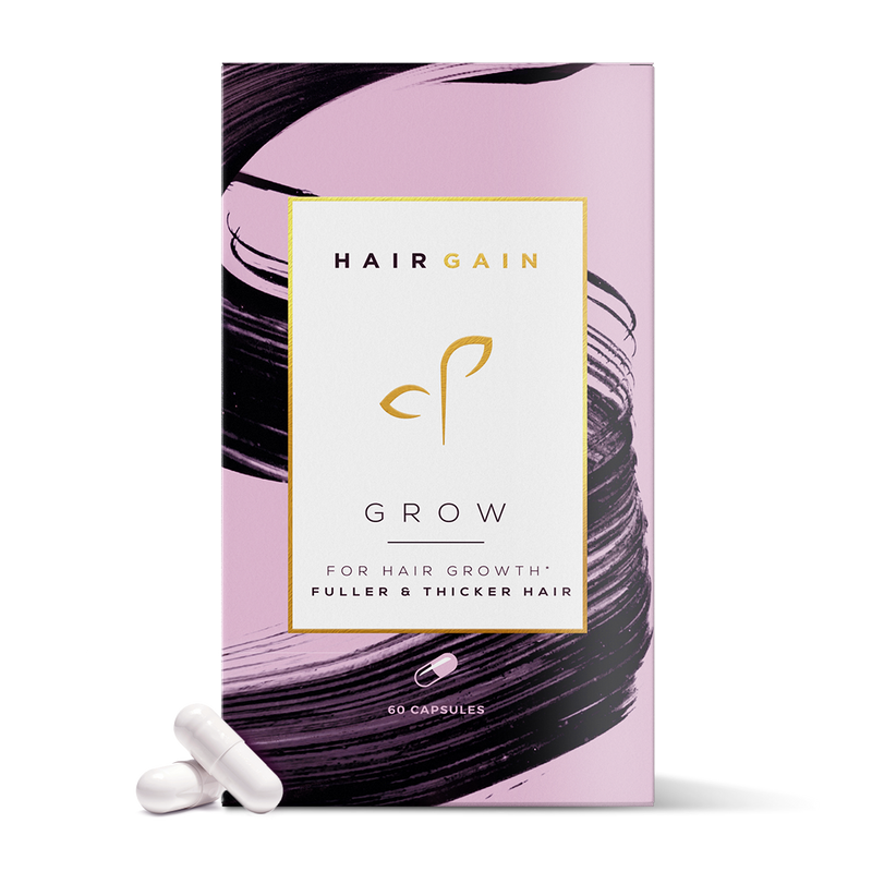 GROW - Hair Growth Capsules for Hair Loss