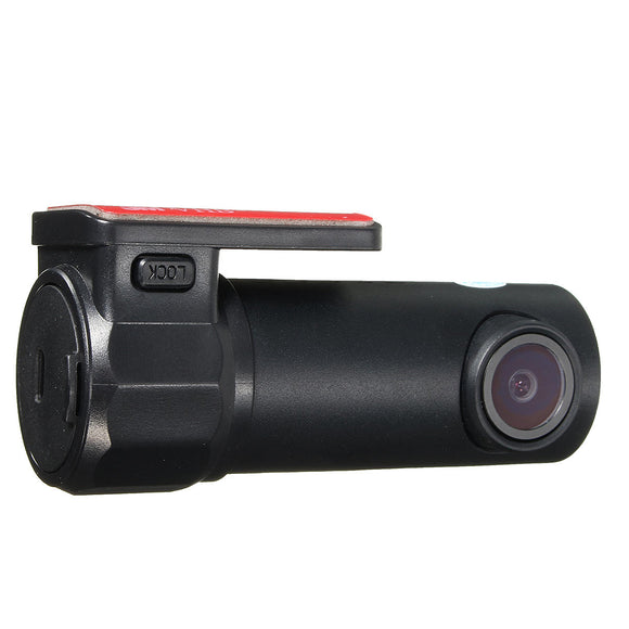 Dash Cam - Car Black Box System with Mobile App - Collision detection