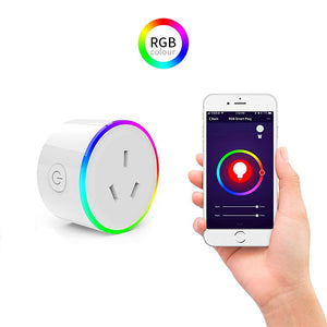 Smart Plug (AU Version) - Wifi Smart Switch - Works with Alexa, Google Home
