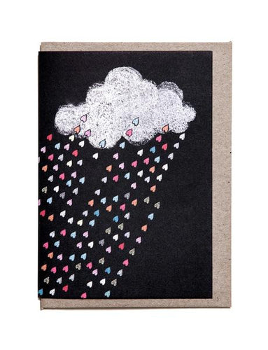 CHALKBOARD HEARTS GIFT CARD - The Willowlands
