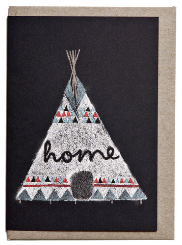 CHALKBOARD TEEPEE GIFT CARD - The Willowlands