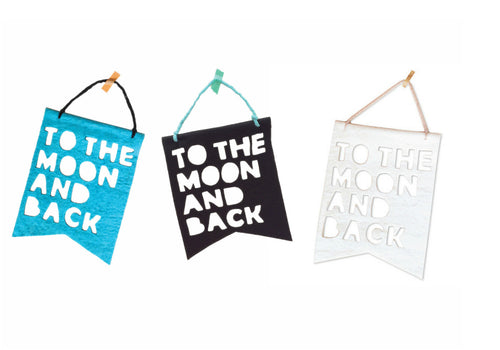TO THE MOON AND BACK BANNER - The Willowlands