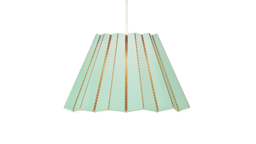 MINT COMPLEATED PENDANT LAMP - The Willowlands