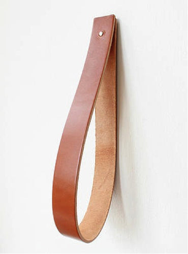 TAN LEATHER STRAP - The Willowlands