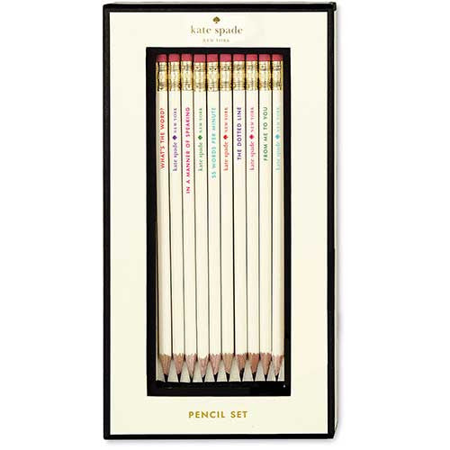 PENCIL SET - The Willowlands