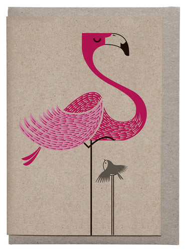 BOXBOARD FLAMINGO GIFT CARD - The Willowlands