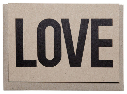 BOXBOARD LOVE GIFT CARD - The Willowlands