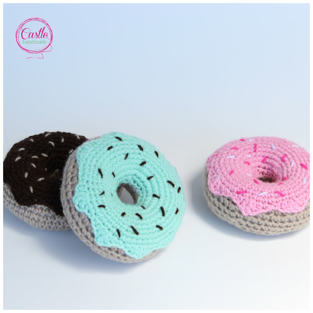 CROCHET DONUT - The Willowlands