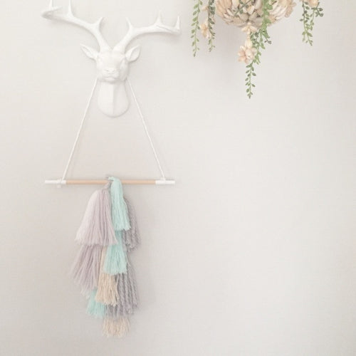 COOL MINT TASSEL - The Willowlands