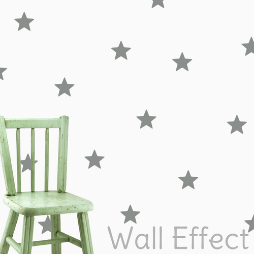 STAR WALL DECALS - The Willowlands
