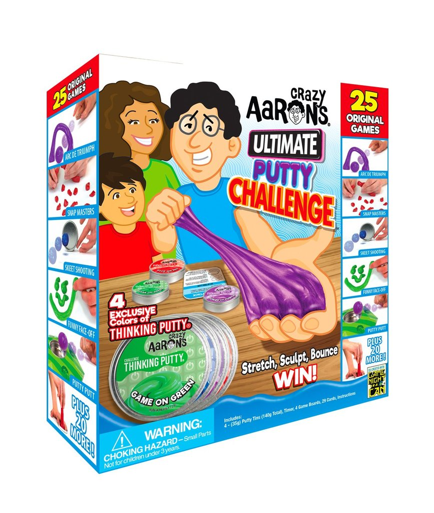 ULTIMATE PUTTY CHALLENGE GAME