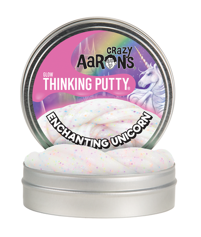 Enchanting Unicorn | Glow Thinking Putty