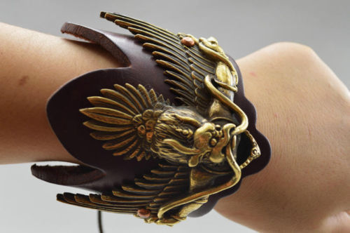Ancient Warrior Magical Wrist Protector