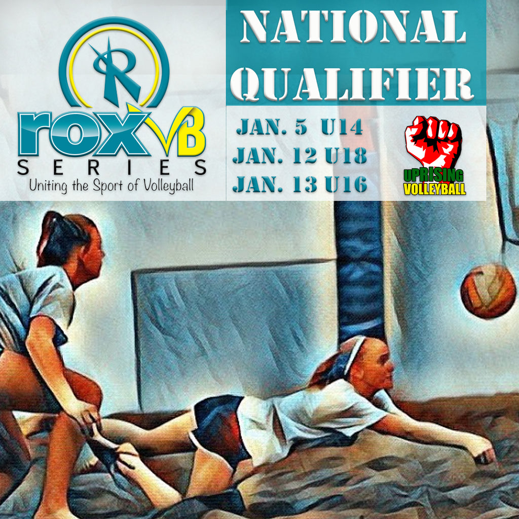 January National Beach Qualfiiers at Uprising Volleyball