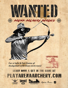 Arena Archery will Be Featured at the Seaside Beach Volleyball Tournament!