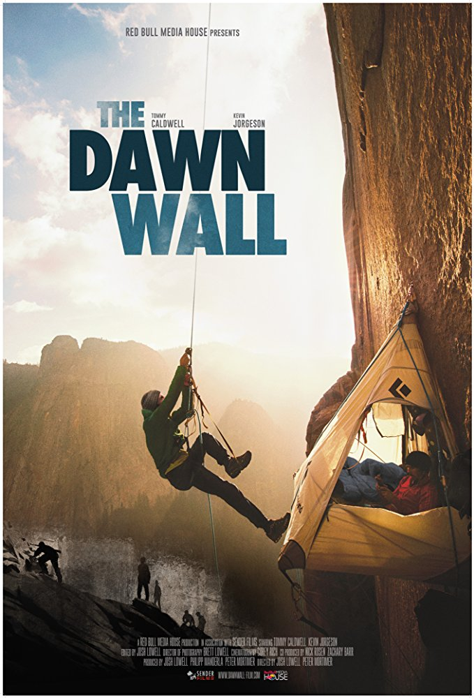 The Dawn Wall in Theatres One Night Only, Septer 19, 2018- Watch the Trailer Now