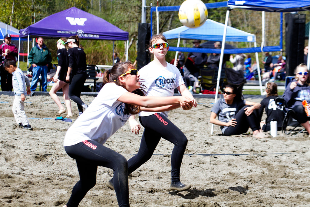 AVPFirst #Road2Hermosa Northwest Zone U14 Top 20 as of April 26, 2018