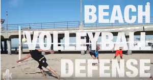 Beach Volleyball Defense 101 with the McKibbin Brothers