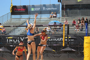 A Look at the American Teams Who Made it to the Weekend at The FIVB Four Star in Huntington Beach
