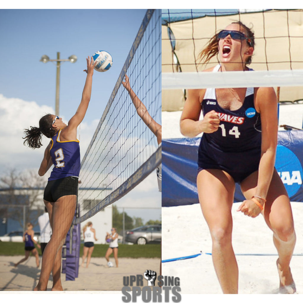 Emmy Allen and Deahna Kraft Bring a Northwest Flair to NCAA Beach National Championships