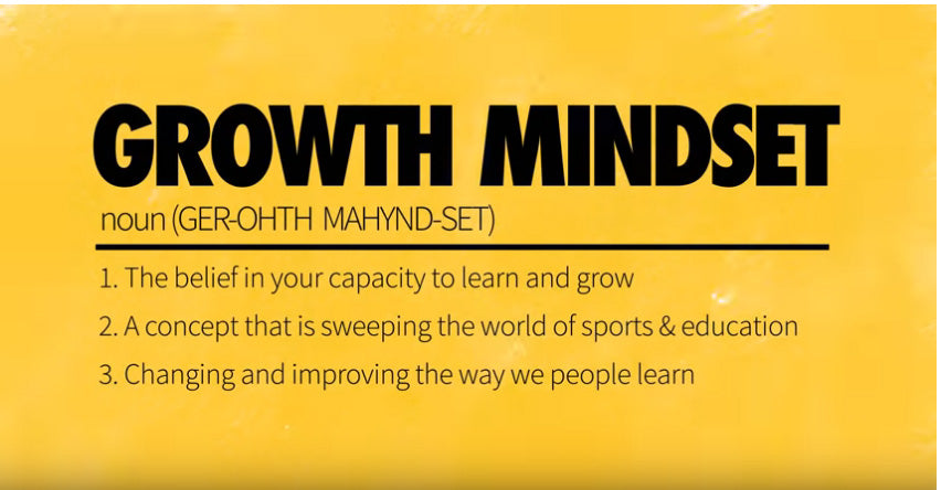 Growth Mindset Introduction: What it is, How it works and Why it Matters by TrainUgly.com