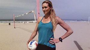Watch Kerri Walsh and Kelly Claes Explore a Potential Partnership from the NORCECA Qualifier