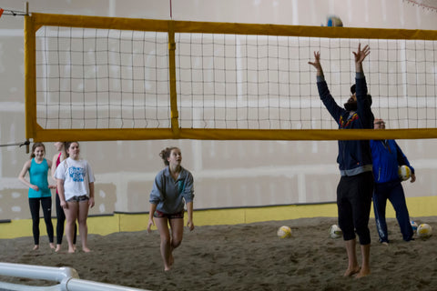 Uprising Beach Volleyball Training- Open Clinics