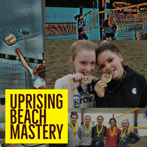 Beach Mastery Program Tryout Registration