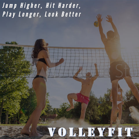 VolleyFit Performance Fitness Training
