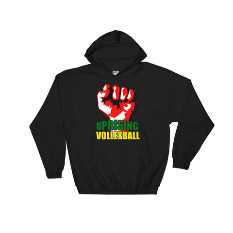 Classic Uprising Vertical Fist Hooded Sweatshirt
