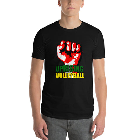 Classic Uprising Vertical Fist Short-Sleeve T-Shirt