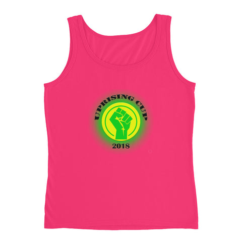 The Uprising Cup of Beach Volleyball Ladies' Tank