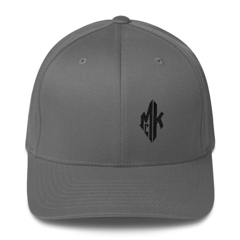 Beard Bros Logo Structured Twill Cap