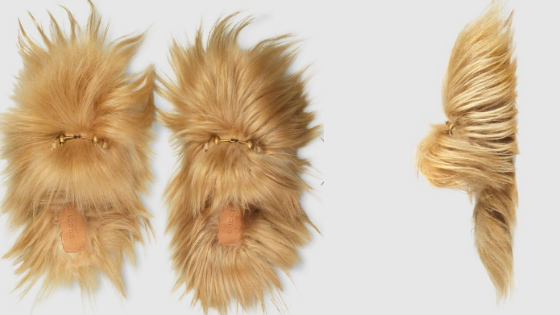 Gucci releases $1,800 goat hair slippers and people are not here for it.