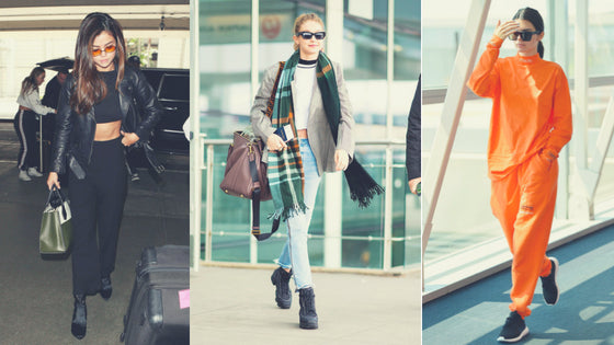 Airport Outfit Inspirations for Your Next Trip
